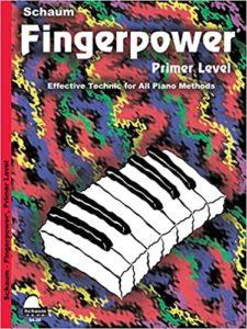 Fingerpower Primer Level
